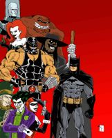 The New Batman Adventures by wburton19