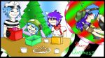 The Plastic Beach of Christmas by n00dle-gurl06