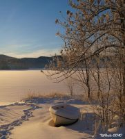 Winterscape by TebPixels