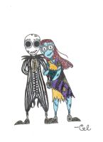 Jack9 and Sally7 by Transformersfan4ever