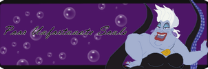 Ursula Signature Banner by RoseSwan