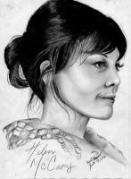 Helen McCrory by SempreAmore