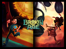 Broken Age by yosilog