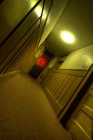 Red Exit by 5isalive