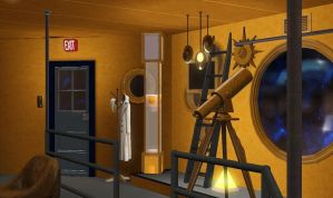 TARDIS in The Sims 3 by AnastasiyaKosenko