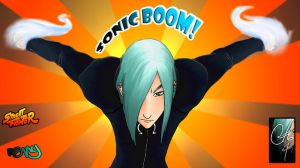 Sonic Boom for JAM by SolII