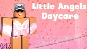 Little Angels Daycare Thumbnail by SolutionDesigns