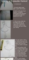 Prismacolor Marker Tutorial by JohnHelioMustDie