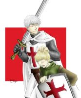 REQUEST - Prussia and Young Germany by RizafromKeron