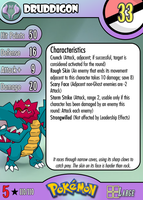 #621 Druddigon by PokemonCMG