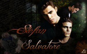 Stefan Salvatore by Ketrin3