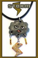 STORM Necklace by chat-noir