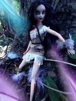 HALLOWEEN:Pocahontas 2 by PinkUnicornPrincess