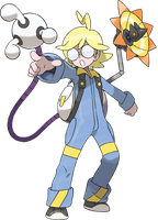 Clemont by PokemonBrendan