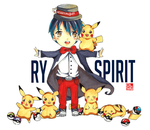 HBD RY-SPIRIT! by lynchees