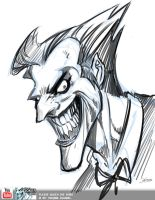 Joker - Sketch video by el-grimlock