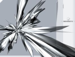 Necessity wallpaper by z-design