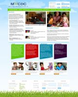 MVCDC Site Redesign by aibrean