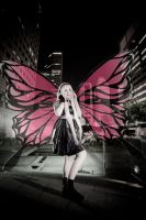 Luka Magnet: Butterfly Wings by SakuMiyuku