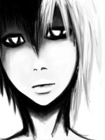 emo boy with shading by iyka
