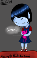 Marcy : Simon... by Barielet