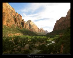 Zion II by Crooty