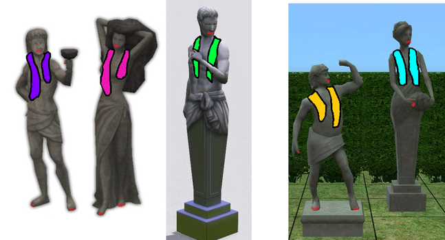 Rocky Horror Picture Sims by FabianMoonwillo