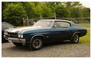 SS 454 Chevelle by TheMan268