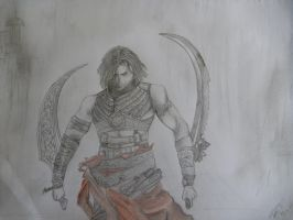 Prince Of Persia by Kick-Artist