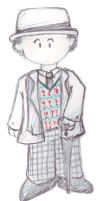The Seventh Doctor by whosname
