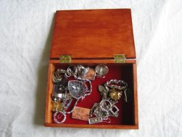 Jewelry box by oskemen