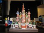 St Basil cathedral papercraft by roseannepage