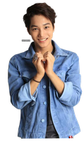 PNG : Exo Kai by chazzief
