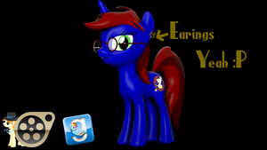 Earrings Model [DL] by Longsword97