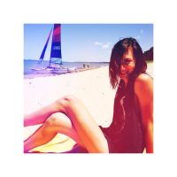 Beaching on the Fourth of July by JamieVallas