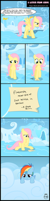 A Letter From Above by Toxic-Mario