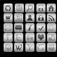 preview of my icon set by abdelhakimknis