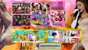 +PACK VIP 400 WATCHERS!! -MYBESTMASTERPIECE by MyBestMasterpiece