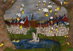 Rubber Duck Invasion V1 by Mr-Xvious