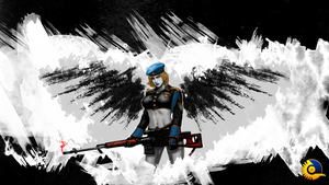 New Conglomerate Valkyrie by Arkha13