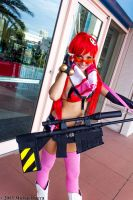 Yoko Littner 78 by Insane-Pencil