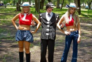 Soul Eater Cosplay! by ohmygoditsawesome