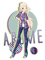 Arome casual by AndrinaLoves