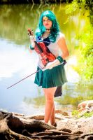 Sailor Neptune by melcosplay
