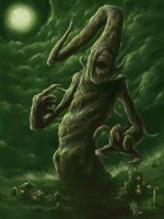 Nyarlathotep by Shredguts