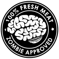Zombie Approved by CubedMEDIA