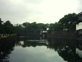 Tokyo Imperial Palace 1 by Akiso