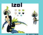 ADOPTABLE AUCTION .:Izel:. by lfraysse