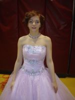 2010 ECHS Pageant: My Dress by LaylaSerenity