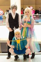 Adventure Time by GreenTea-Cosplay